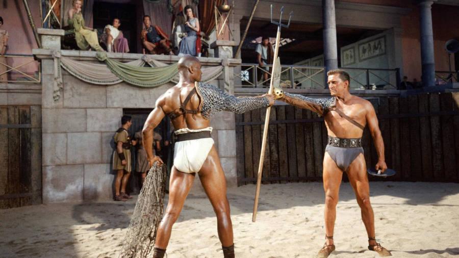 Spartacus Movie