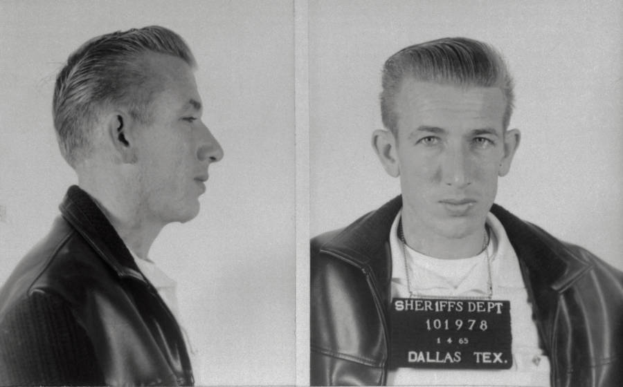 Richard Speck Booking Photo