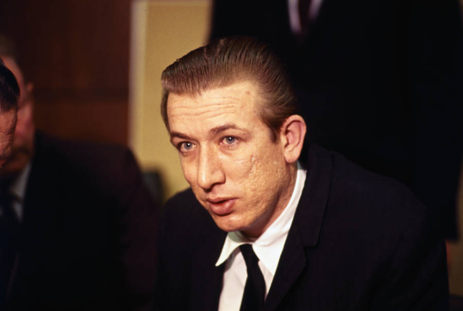 Richard Speck At Trial
