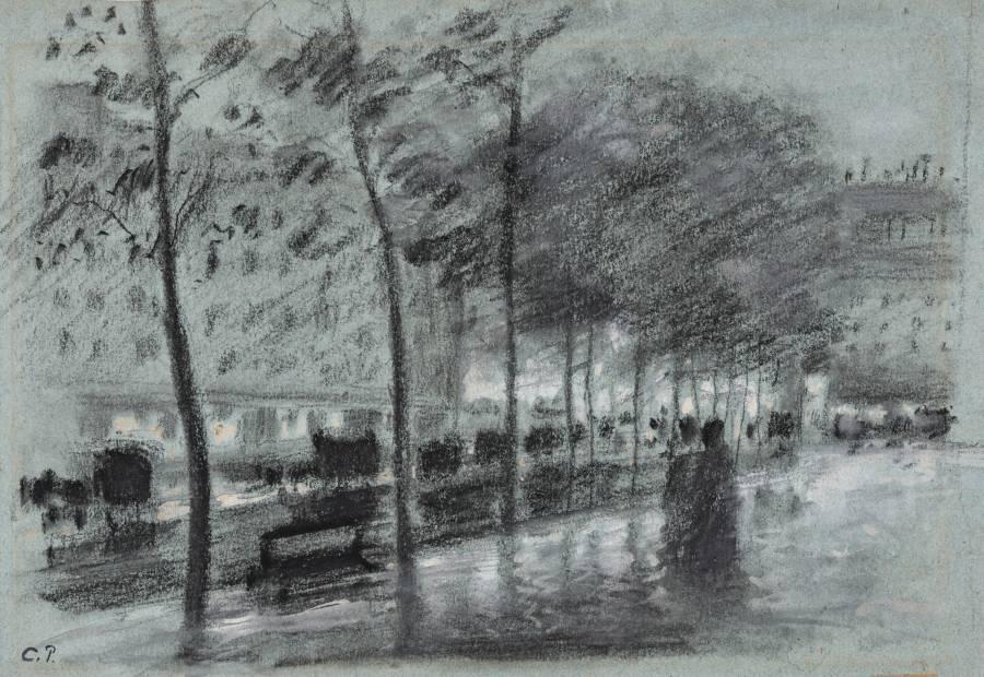 Street Evening