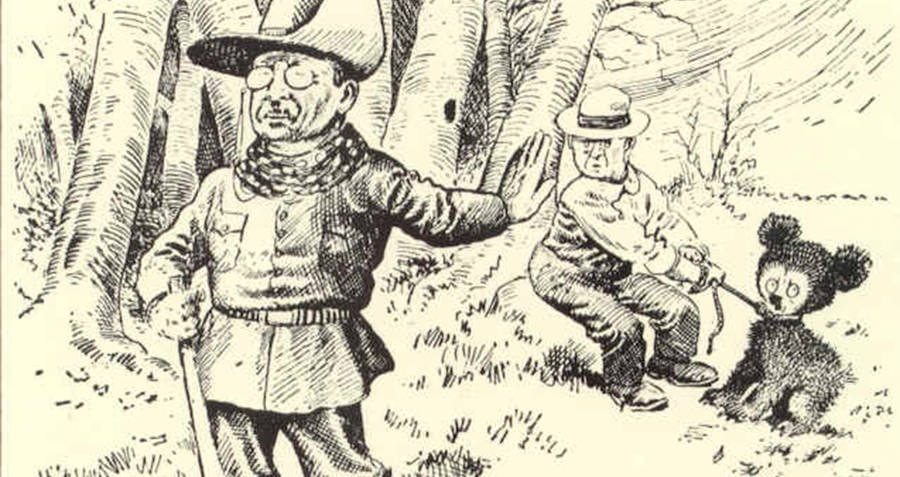 Teddy Bear History How President Roosevelt Inspired The Classic Toy