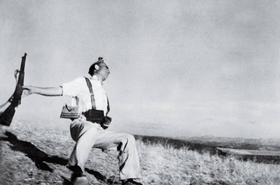 The Falling Soldier Robert Capa