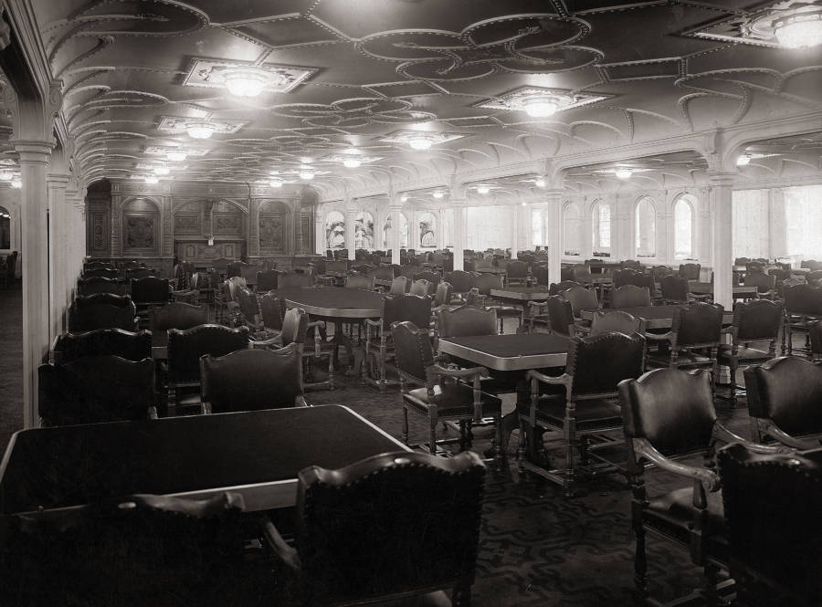 Titanic Inside