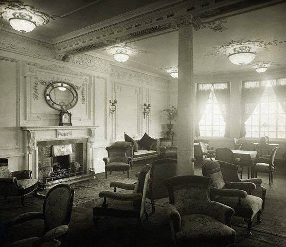 Titanic Reading Writing Room