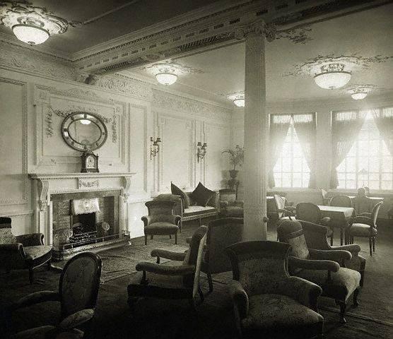 Titanic Reading Writing Room