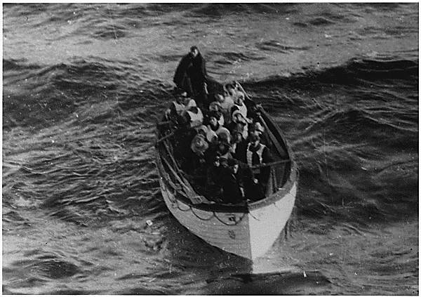 Pictures Of The Titanic Sinking