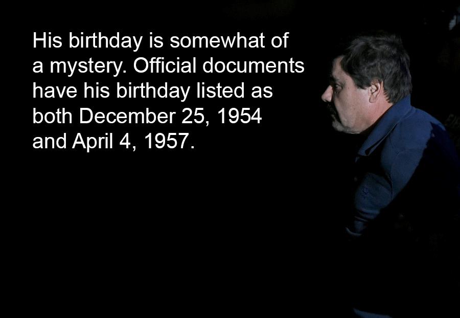 Birthday Of El Chapo