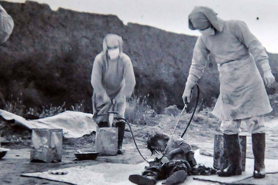 medical experiments during world war 2