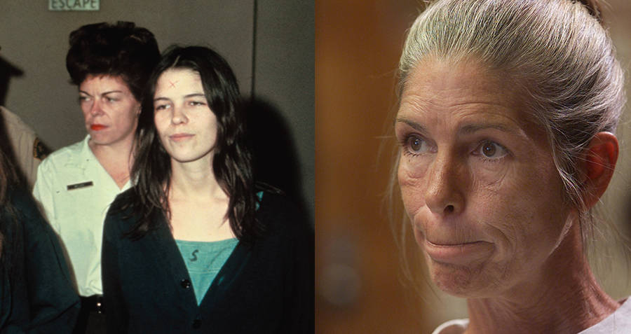 Leslie Van Houten Manson Family