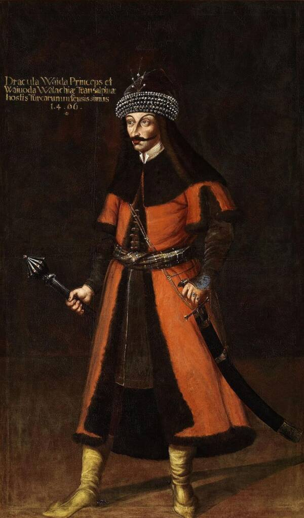 Vlad The Impaler The Real Dracula