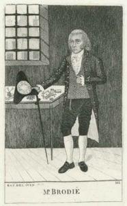 William Brodie Portrait