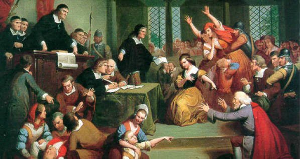 salem witch trials hysteria The salem witch trials of 1692 were a dark time in american history  the  witchcraft hysteria in salem first began in january of 1692 when a.