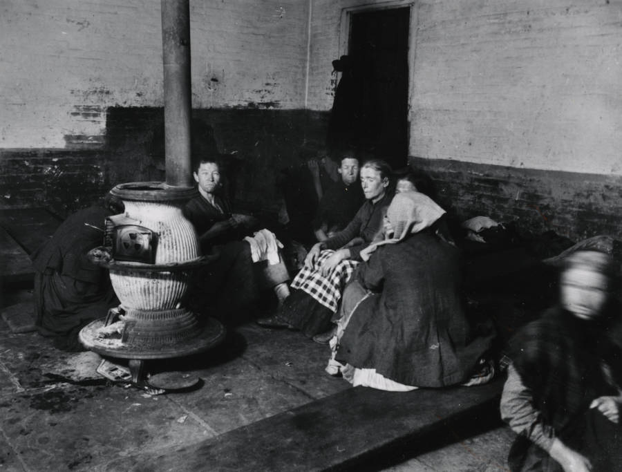 Women Lodgers At Police Station