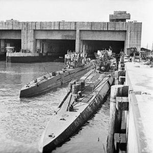 1945 German U-Boats