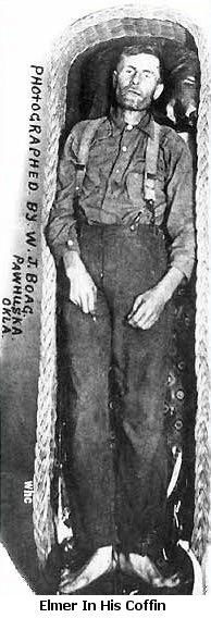Elmer McCurdy's Corpse