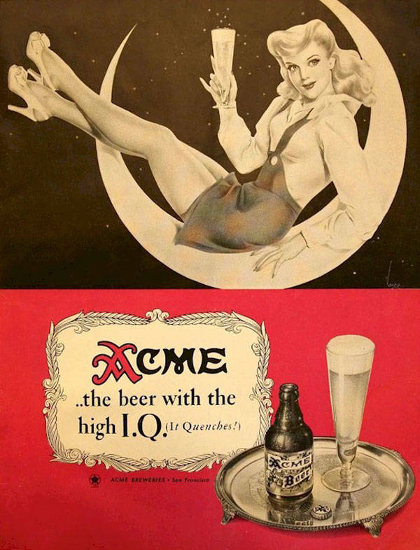 Acme Beer Advert