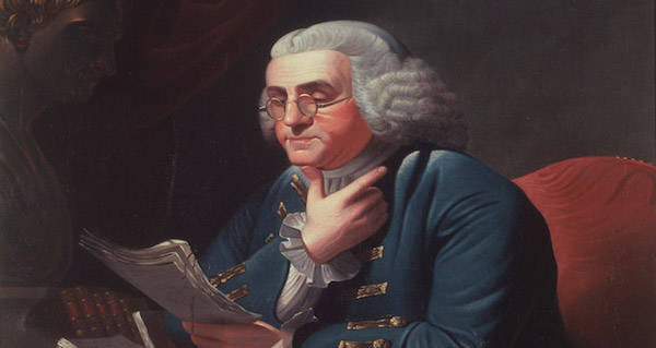 ben franklin wrote an essay about farting