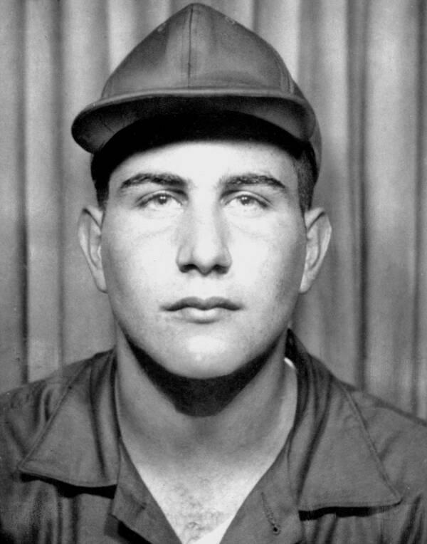 David Berkowitz In Army Uniform