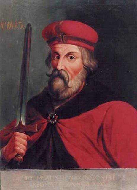 Boleslaw Royal Titles
