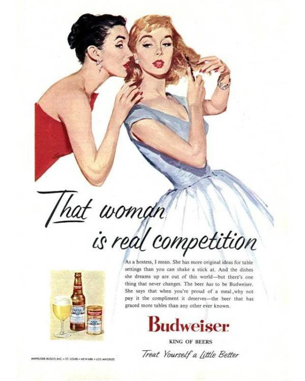 Budweiser Competition Advert