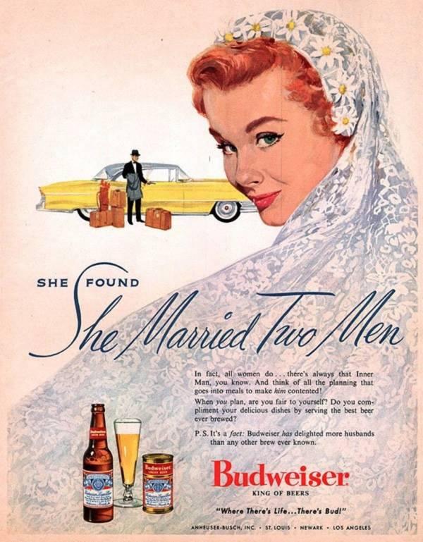 Budweiser Sexist Advert