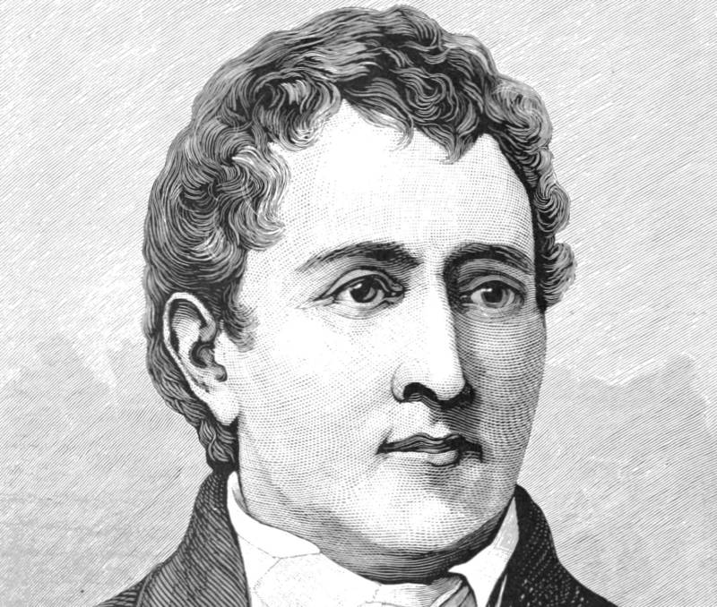 Carl Wilhelm Scheele Portrait