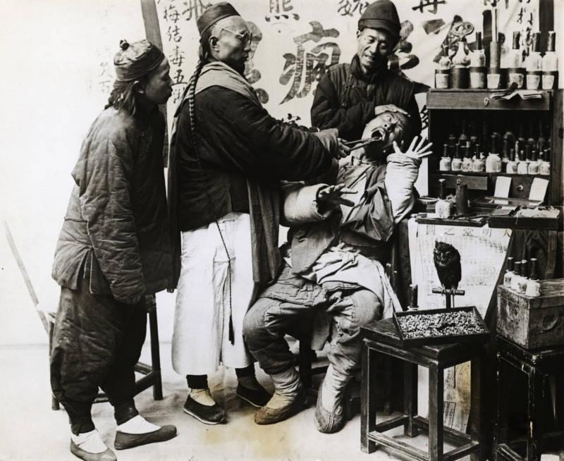 Chinese Dentist