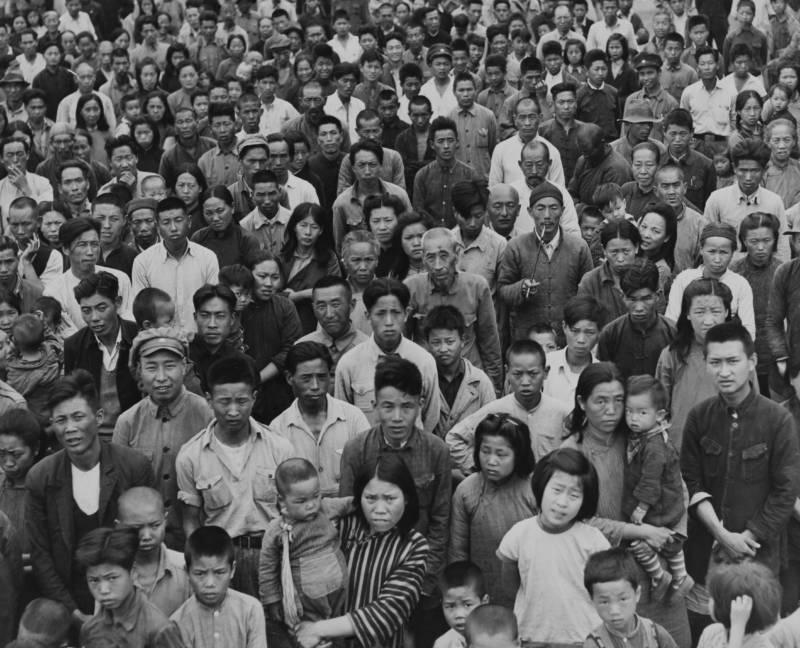 Chinese Civil War Victims