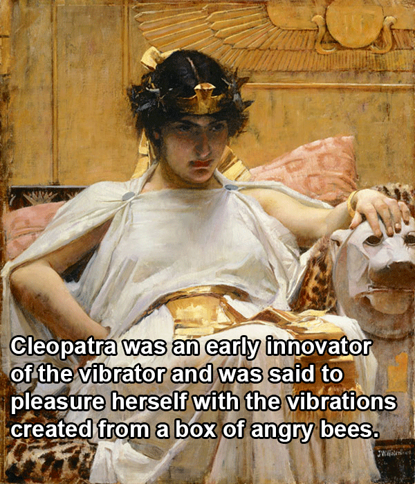 Sex Facts About Cleopatra