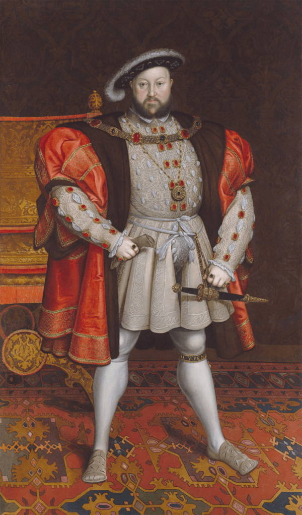 Codpiece 1600s Painting
