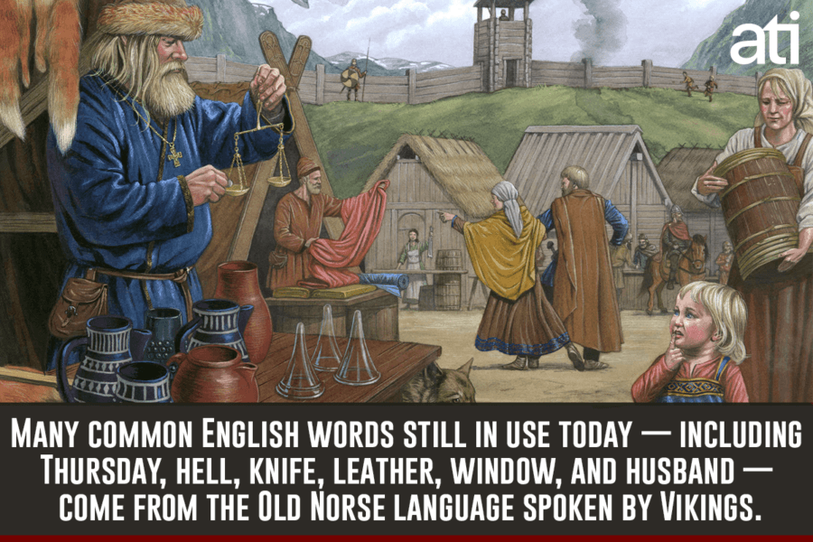 Common English Words From Norse Language