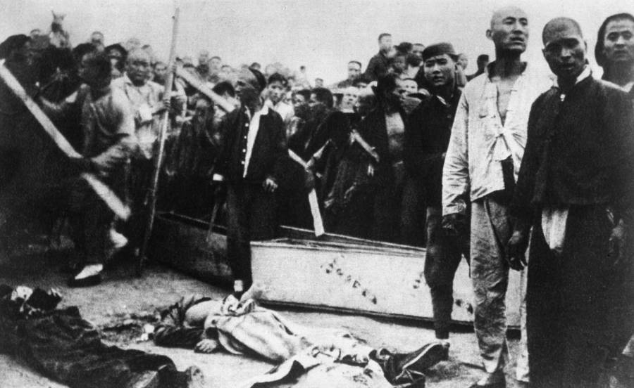 Communist Massacre