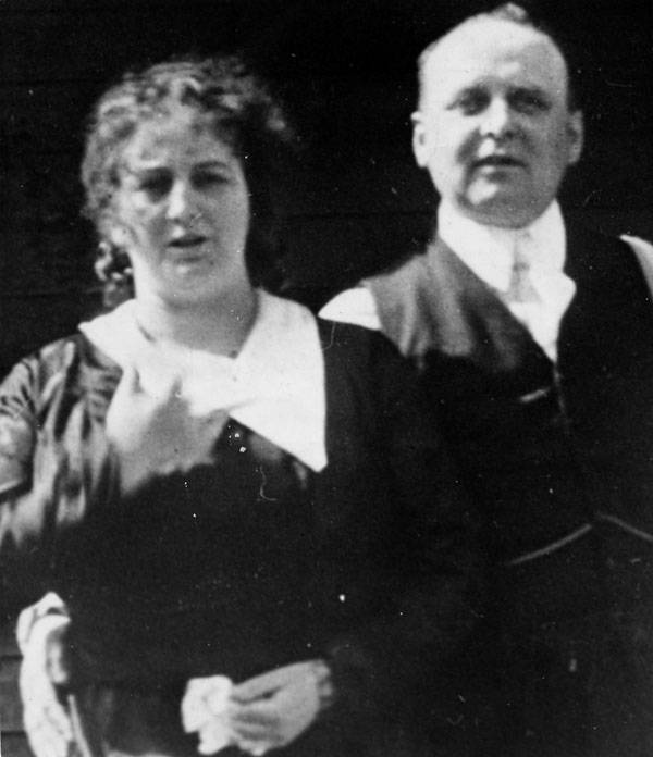 Fred and Dolly Oesterreich