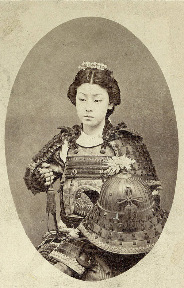 Female Samurai Warrior