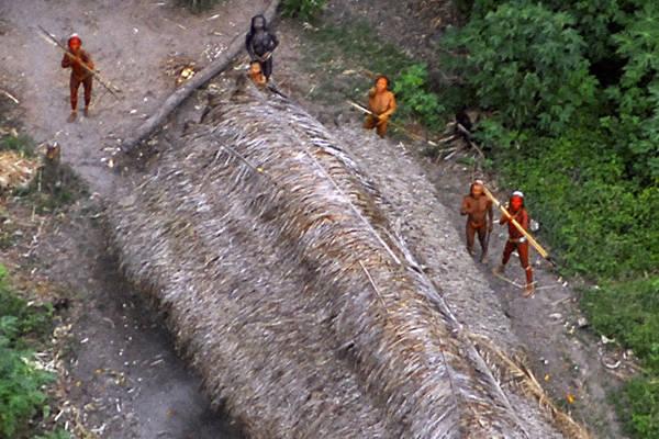 Fleicheros Tribe Of Brazil