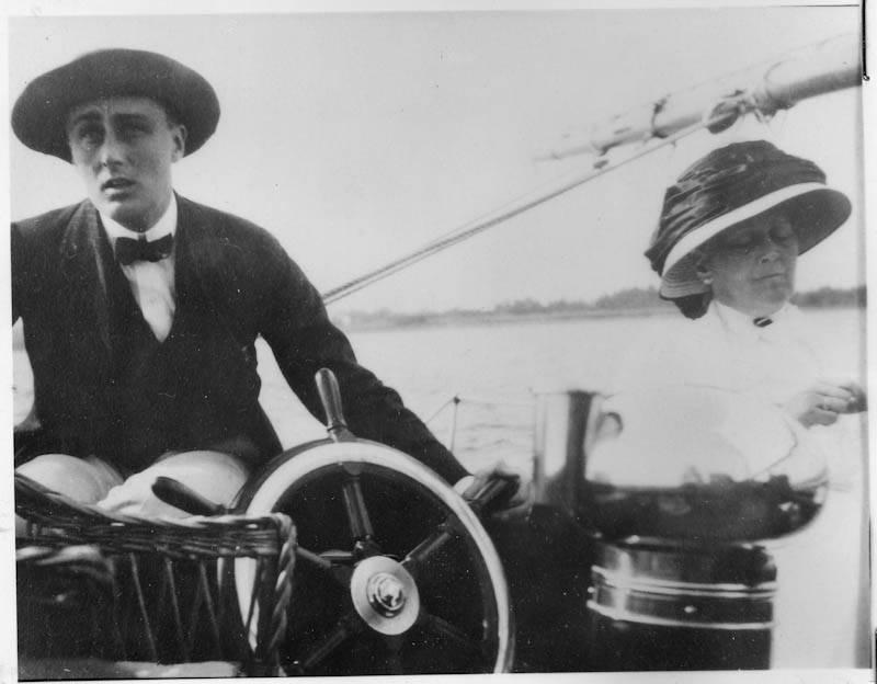 Franklin Delano Roosevelt Young