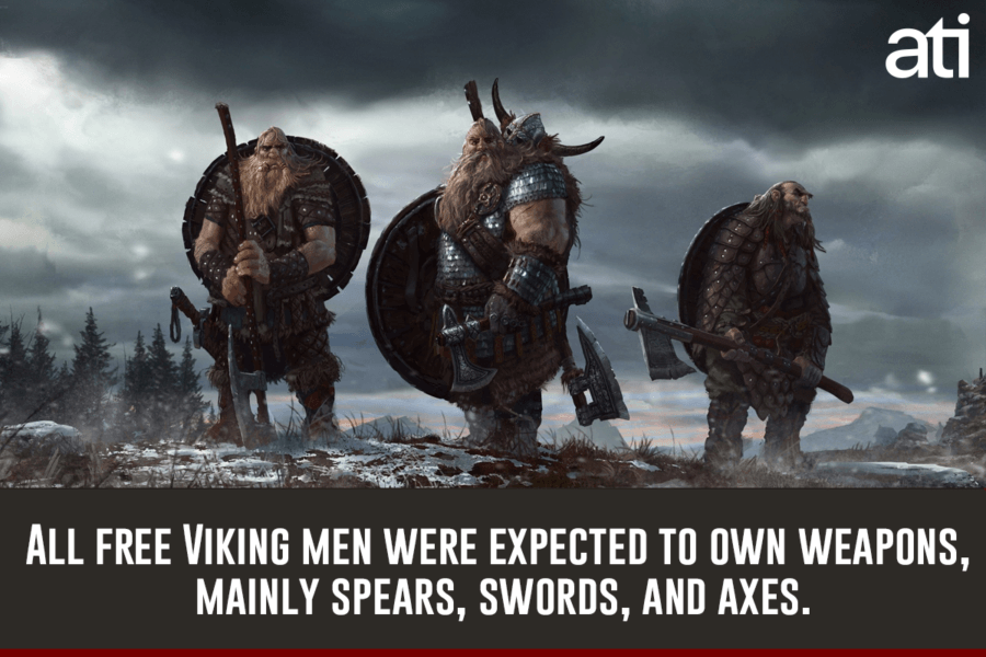 Free Viking Men