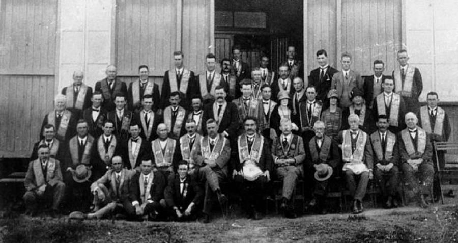 Secret Societies Freemasons