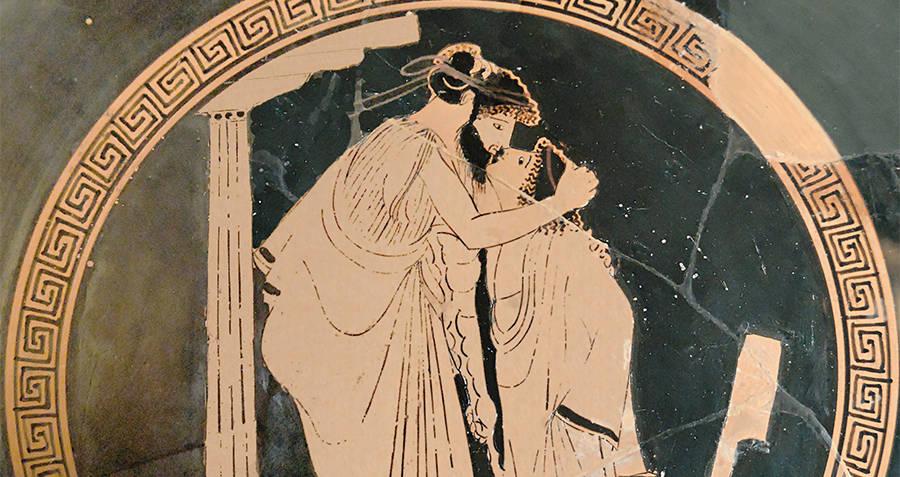 Greek Pederasty