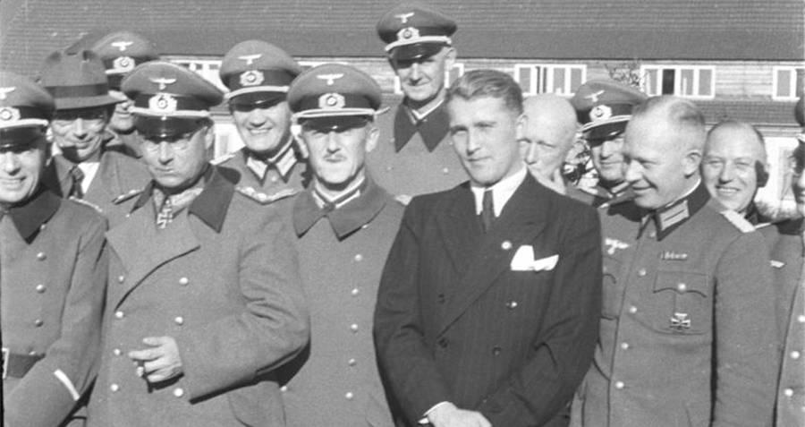Wernher von Braun At Peenmünde