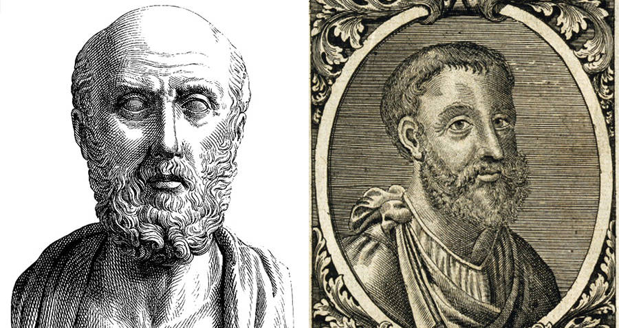 Hippocrates And Galen
