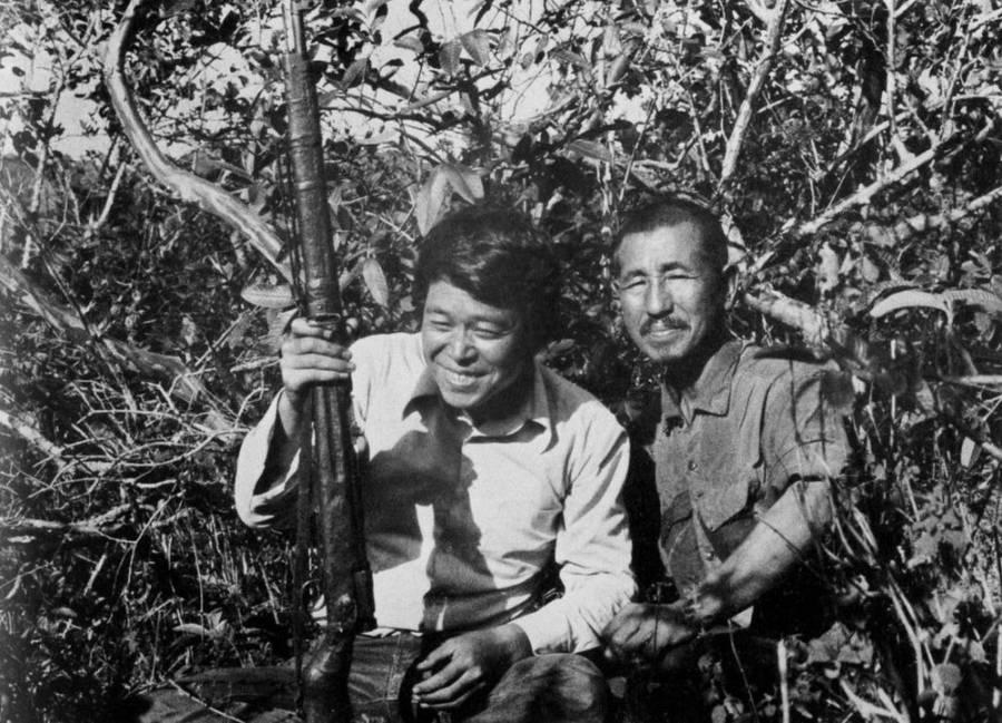 Hiroo Onoda Suzuki