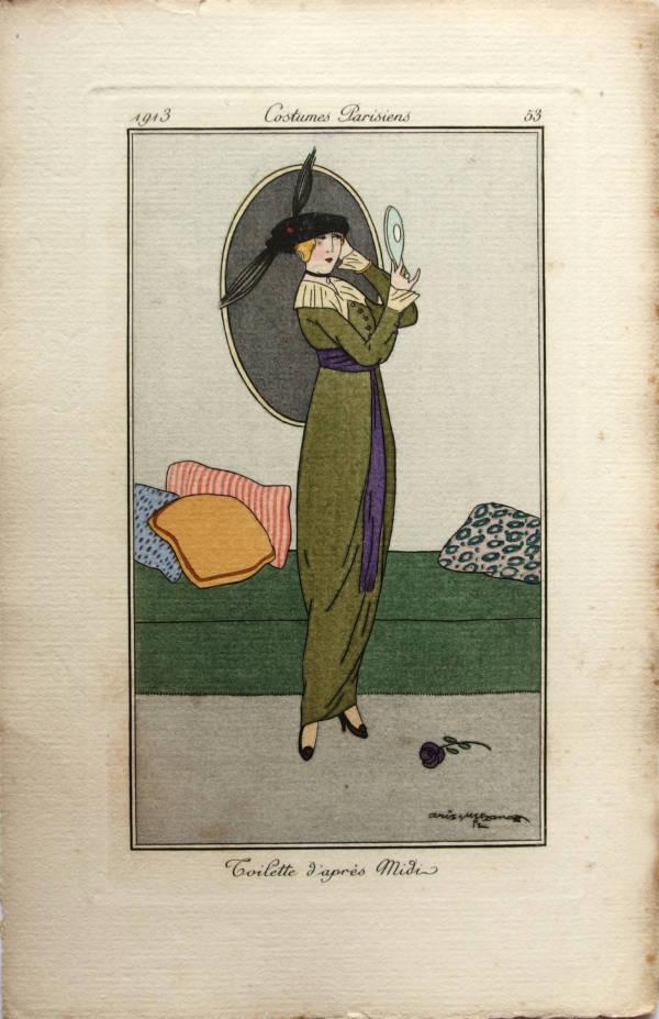 Hobble Skirt Early 1900s