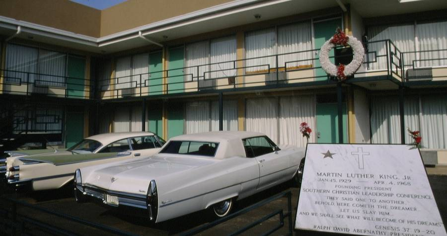 The Lorraine Motel In Memphis