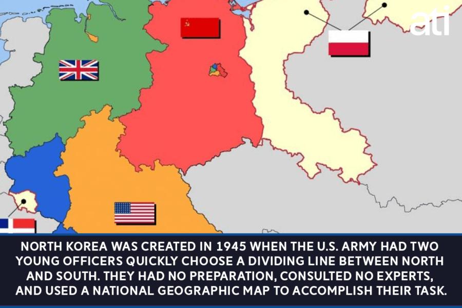 How North Korea Was Created
