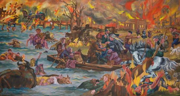 Peshtigo Fire: Why No One Remembers U.S. History's Worst Blaze