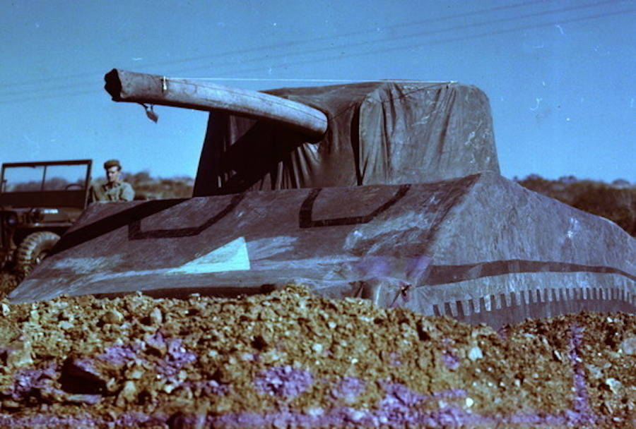 Inflatable Dummy Tank