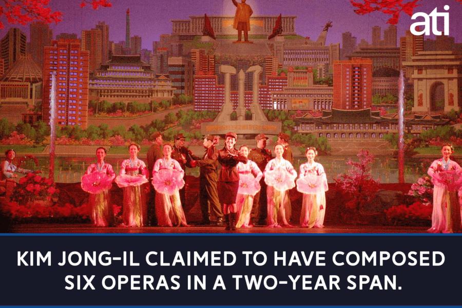 Kim Jong Il Operas