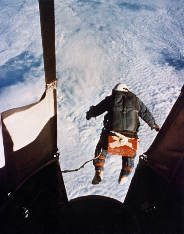 Joseph Kittinger Jump