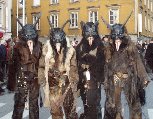 Krampusnacht Celebration